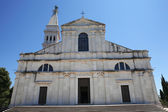 St. Euphemia church — Stock Photo