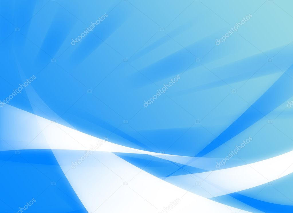 Abstract  blue background with lines — Stock Photo #3165981