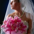Young bride - Stock Photo