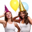 Party girlfriends — Stock Photo #2904542