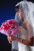 Young bride — Foto Stock