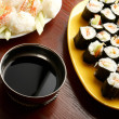 Royalty-Free Stock Photo: Japanese sushi