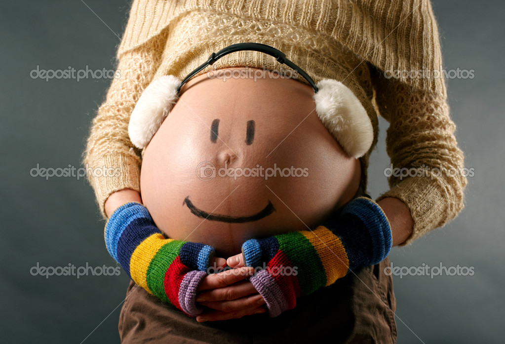 Pregnant woman  Stock Photo #3339609