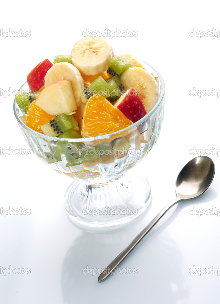 Fruit salad  Stock Photo #3362584