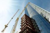 Obra de construcción — Foto de Stock