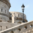 Fishermens bastion — Stock Photo