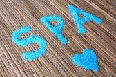 Sea salt — Stock Photo