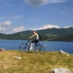 Mountain bicycle — Stock Photo #3081759