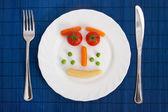 Vegetarian diet — Stock fotografie
