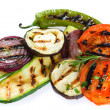 Grilled vegetable — Stock Photo #3467891