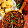 Mexican chili — Stock Photo
