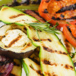 Grilled vegetables — Stock Photo #3469069