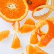 Royalty-Free Stock Photo: Orange fruit