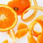 Orange fruit — Stock Photo #3469192