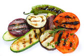 Grilled vegetable — Stock Photo