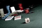 Sex poker — Stock Photo