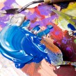 Foto Stock: Abstract painting