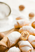 Small rolls — Stock Photo
