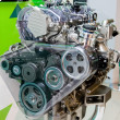Details, elements of engine — Stock Photo #3480021