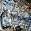 Details, elements of engine — Stock Photo