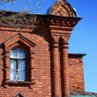 Sacred-assumotion nunnery. Old Ladoga. Russia — Stock Photo