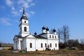 Church in Kobona, Russia — Stock Photo