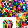 Color felt-tip pens — Stock Photo #3626725