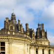 Chambord castle (Chateau de Chambord) — Stock Photo