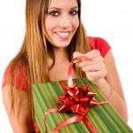 Shopping woman — Stock Photo #3324253