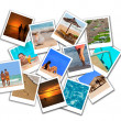 zomer collage — Stockfoto #3559038