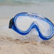 Diving mask — Stock Photo #3816623