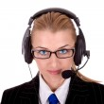 Call operator — Stock Photo #3872712