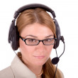 Call operator — Stock Photo #3872731