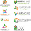 Royalty-Free Stock Vector Image: Logos