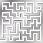 Maze — Stock Vector #2715204