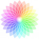 Color wheel — Stock Vector