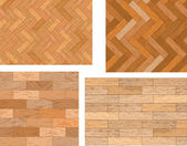 Wooden textures — Stock Vector