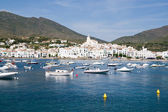 The Village of Cadaques in Costa Brava, Girona (Spain) — Stock Photo