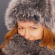 Stock Photo: Fur