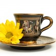 Antique cup — Stock Photo #3019905