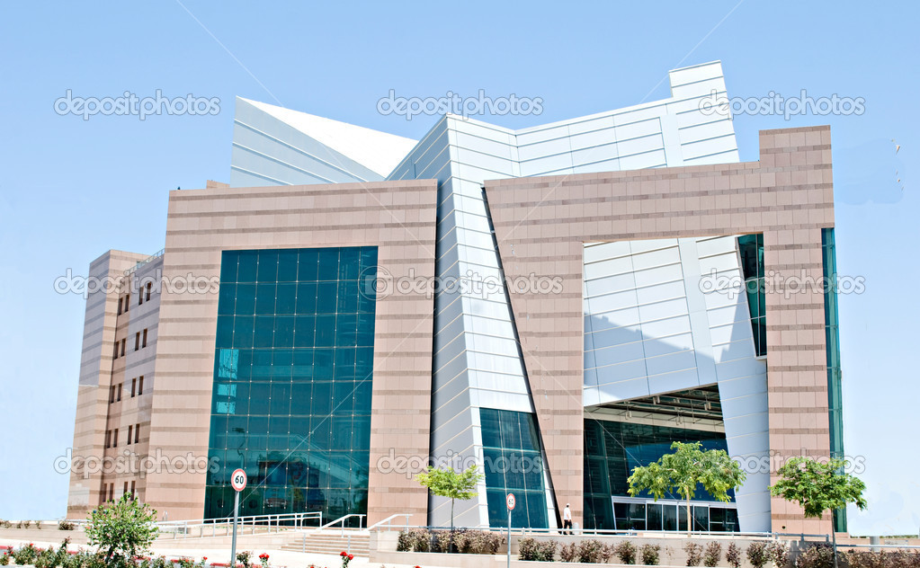 Beersheba building — Stock Photo #2694579