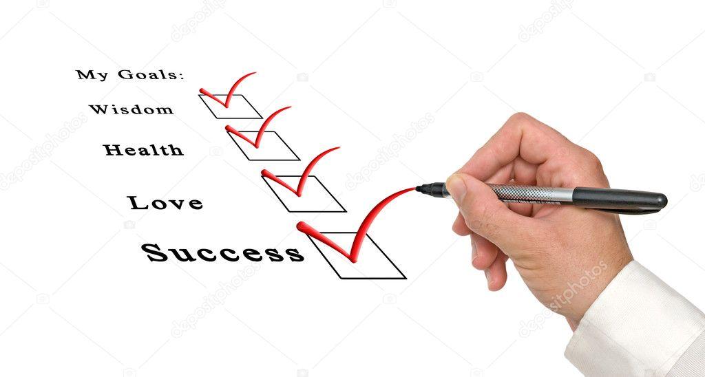 goals as a writer