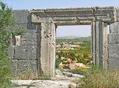 Brána v Izraeli — Stock fotografie