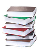 стопка книг — Стоковое фото