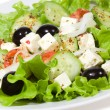 Greek salad — Stock Photo #3275631