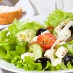 Greek salad — Stock Photo #3275635