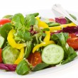 Fresh vegetable salad — Stock Photo #3275683