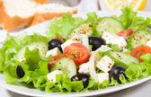 греческий салат — Стоковое фото