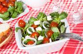 Field salad — Stock Photo