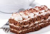 Gâteau de café — Photo